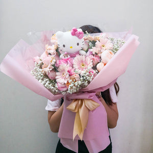 Hello Kitty Flower Bouquet | Little Florist Dream Singapore