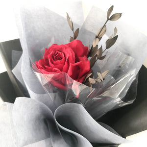preserved rose bouquet