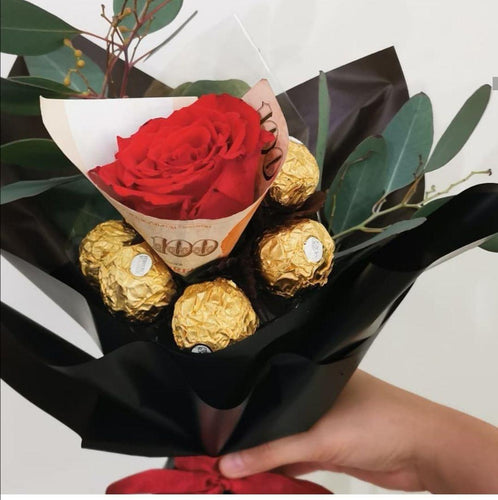 Ferreror Rocher Red Rose