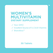 Load image into Gallery viewer, Womens Multivitamin