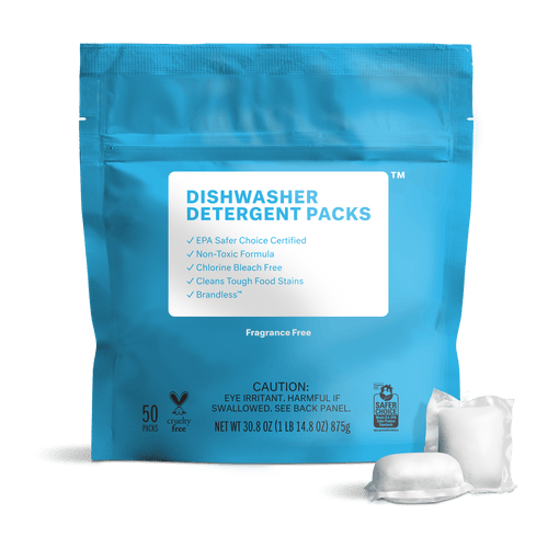 Dishwasher Detergent Packs