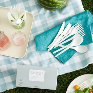 Disposable Flatware - Forks, Spoons and Knives