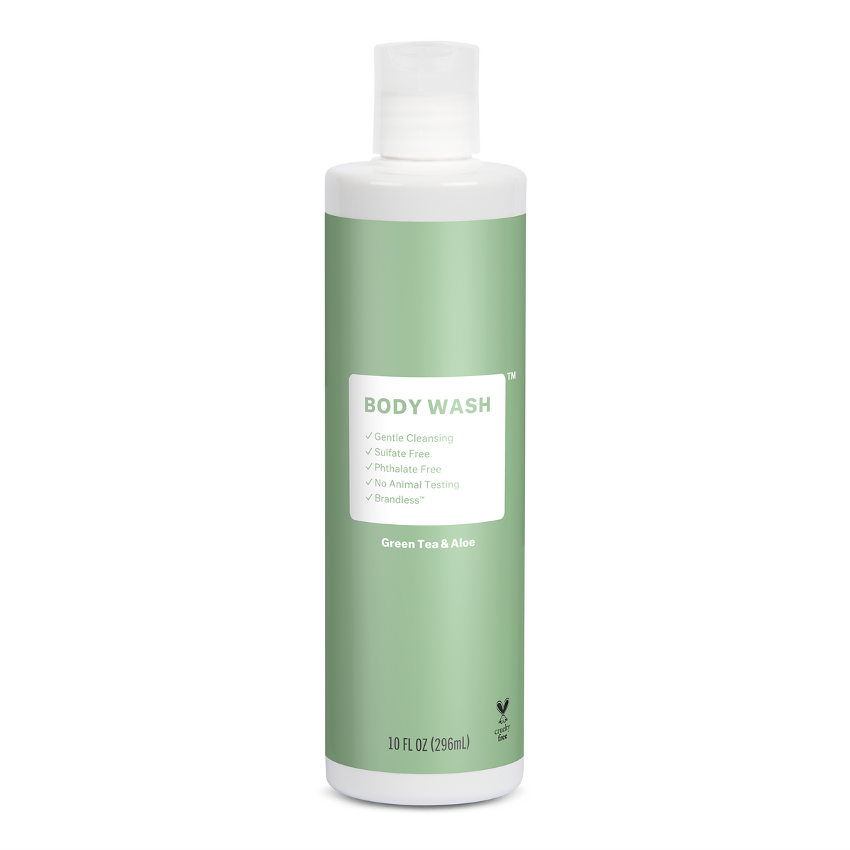 Green Tea & Aloe Body Wash