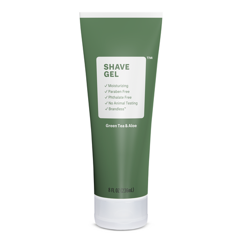 Green Tea & Aloe Shave Gel