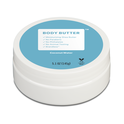 Coconut Water Body Butter