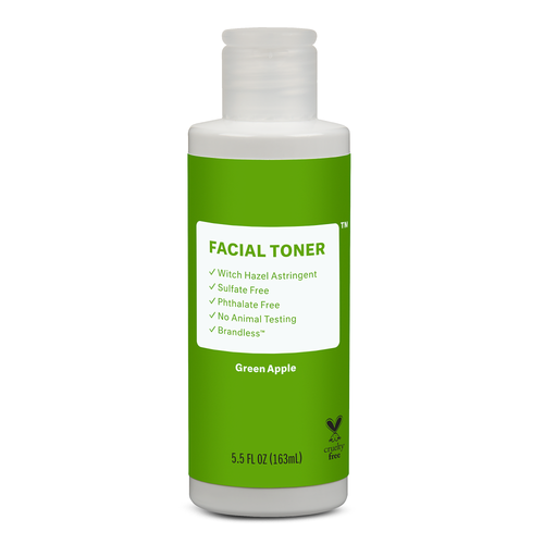 Green Apple Facial Toner