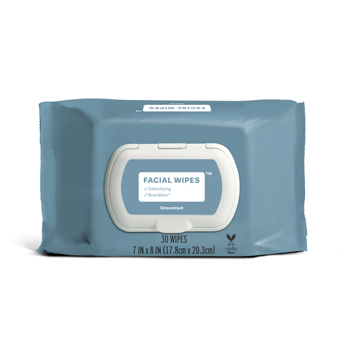Detoxifying Tea Tree Facial Wipes