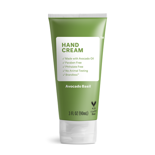 Avocado Basil Hand Cream