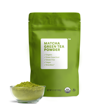 Load image into Gallery viewer, Organic Matcha Green Tea Powder