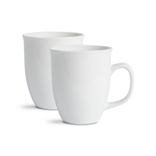 Load image into Gallery viewer, Porcelain Mugs - Set of 2