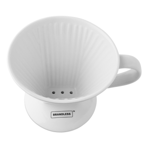 Porcelain Pour Over Coffee Cone
