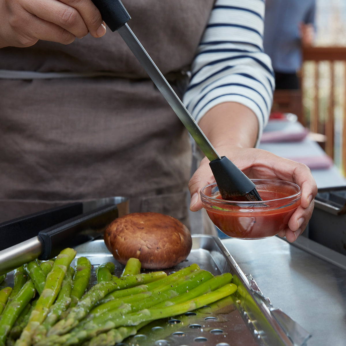 Grill Basting Brush