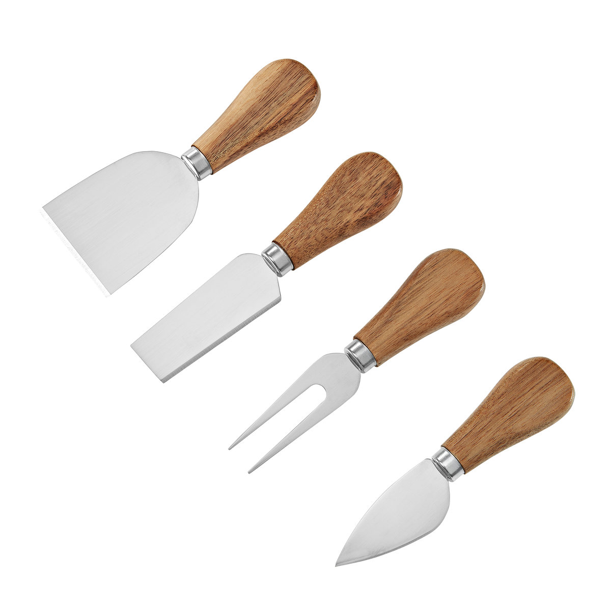 Acacia Cheese Knives