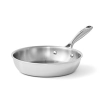 "Load image into Gallery viewer, 8"" Stainless Steel Fry Pan"