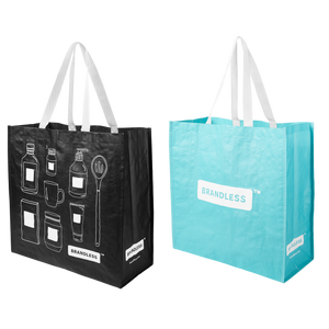 Reusable Tote Bag - 2 Pack