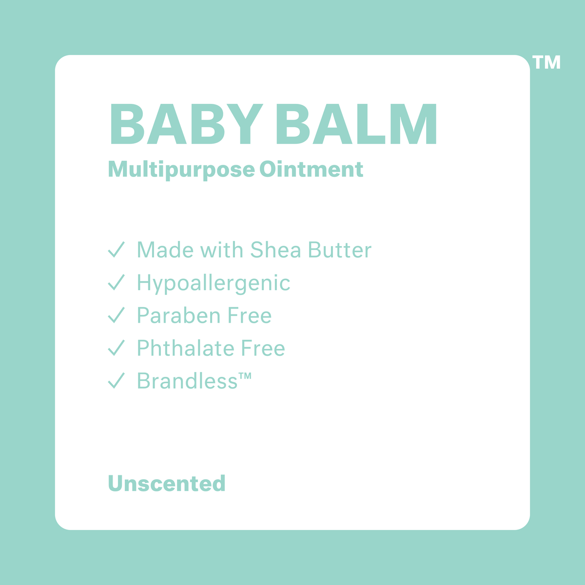 Baby Multi-Purpose Balm
