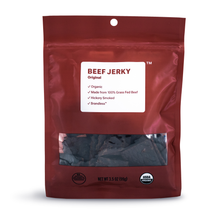 Load image into Gallery viewer, Organic Original Beef Jerky