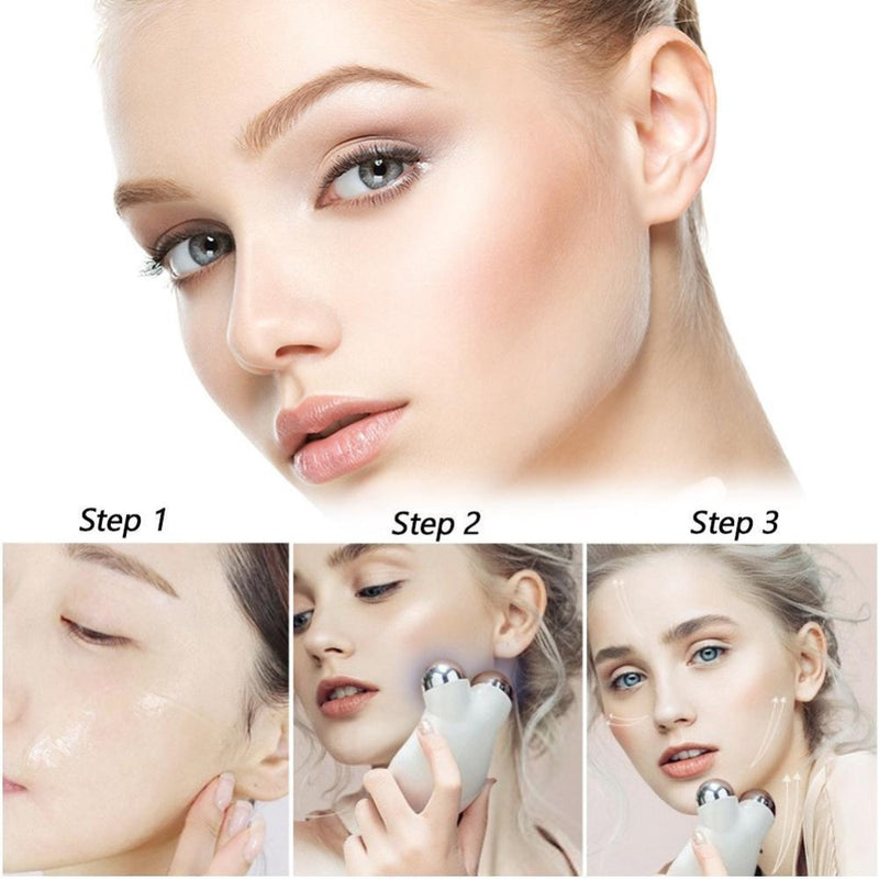 MeGleam™ Magic 3D Facial Massager