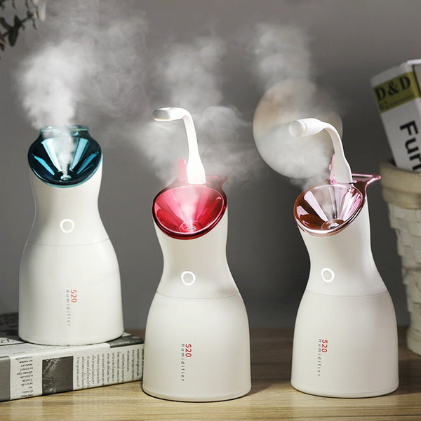 MeGleam™  Hydration Nano Mist Steamer