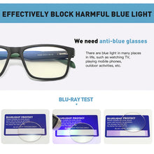Load image into Gallery viewer, Blue Light Blocking Computer and Gaming Glasses For Kids and Adults