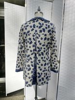 Load image into Gallery viewer, Handmade Linen Jacket With Back Vent