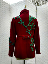Load image into Gallery viewer, Into the Woods Corsage Coat