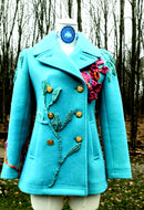 Daffodil Soldier Corsage Coat