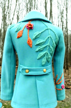Load image into Gallery viewer, Daffodil Soldier Corsage Coat