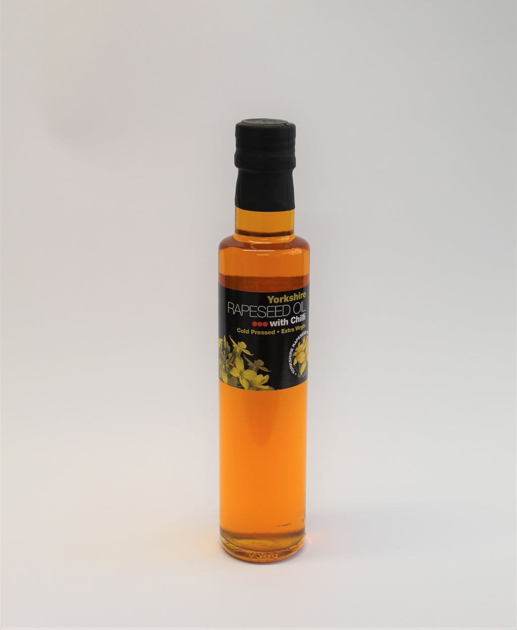 Yorkshire Rapeseed Oil with Chilli
