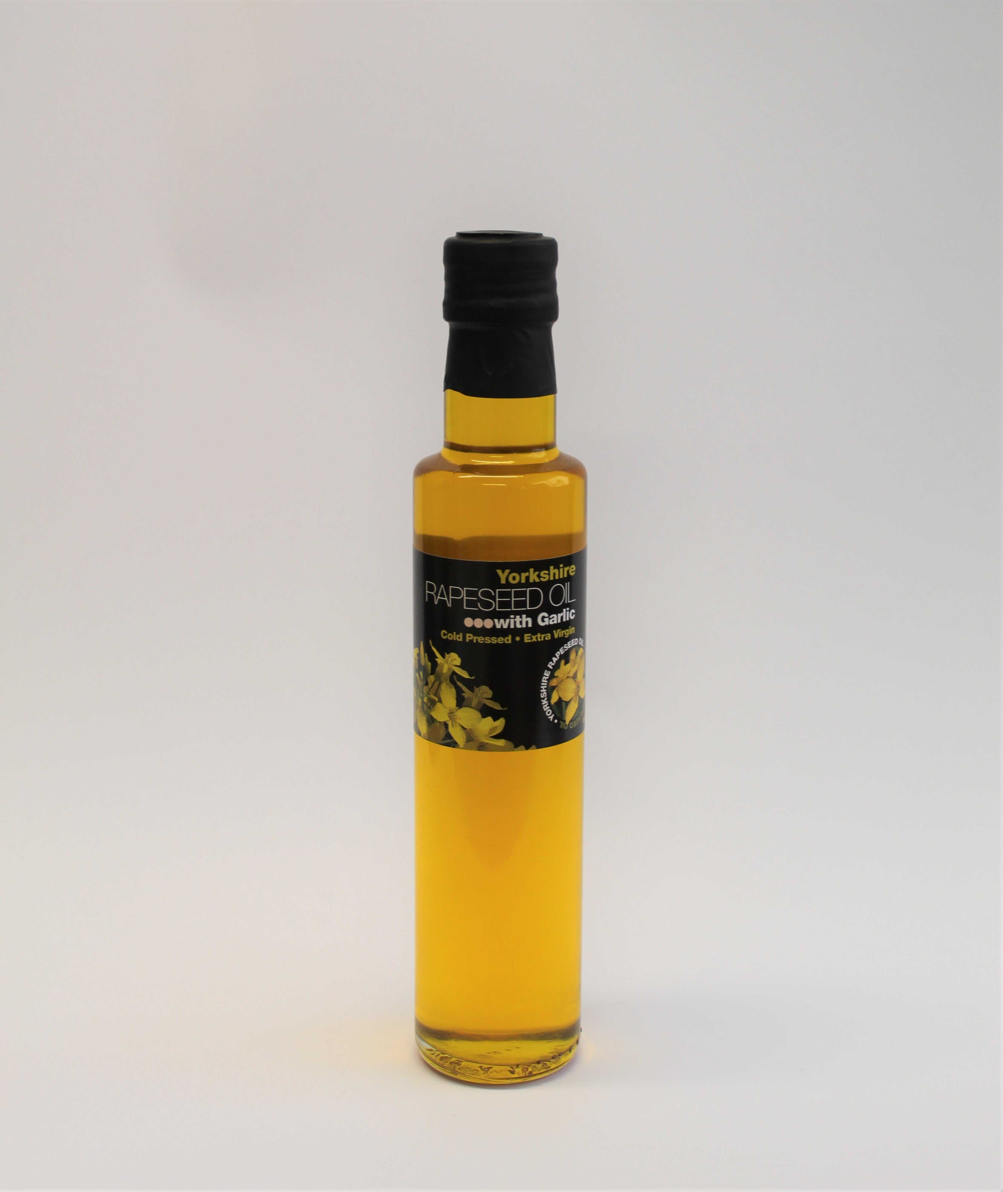 Rapeseed Oil with Garlic