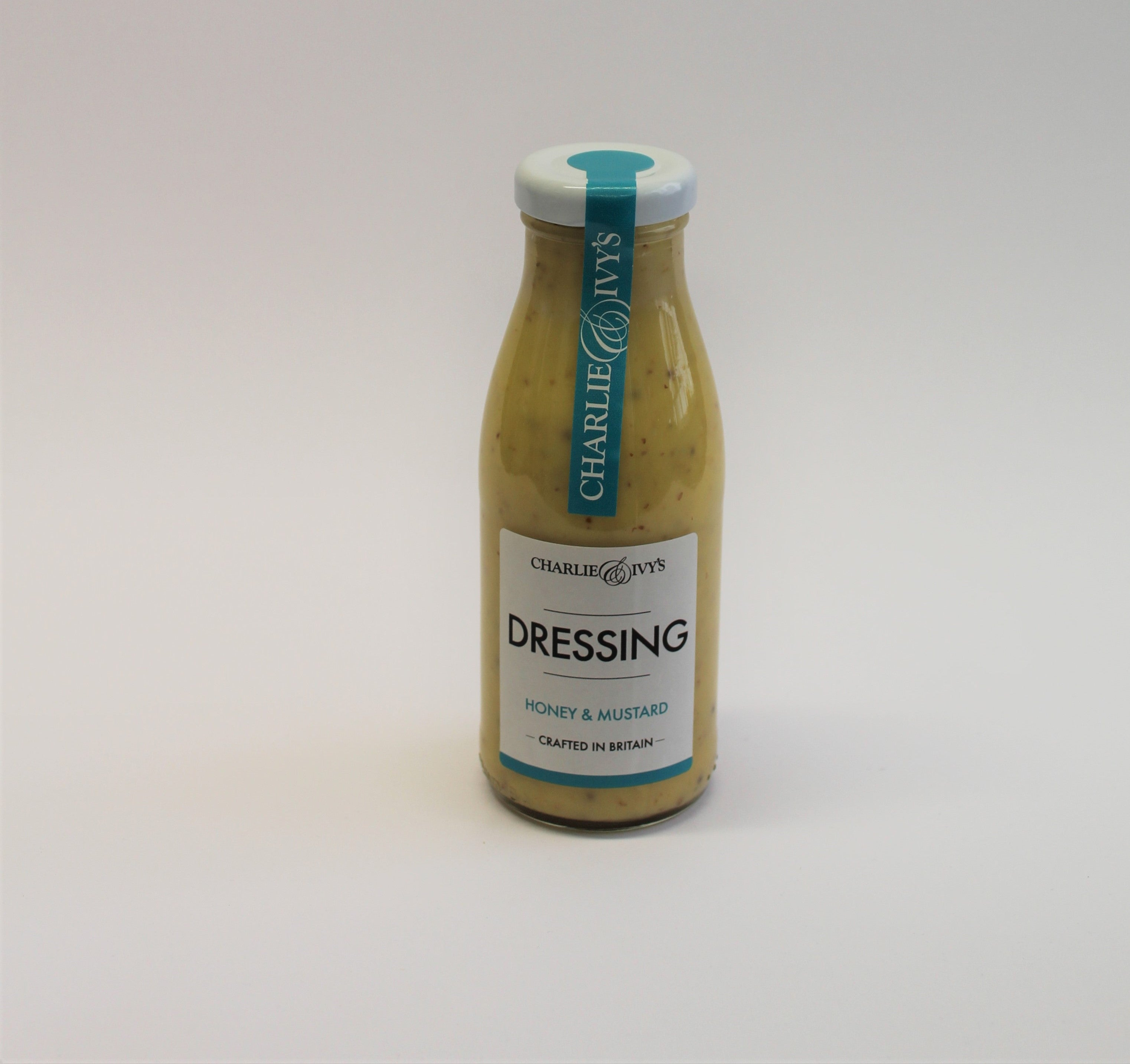 Honey & mustard dressing (250ml)
