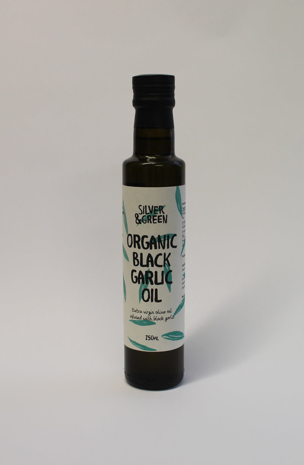 Organic Black Garlic Oil