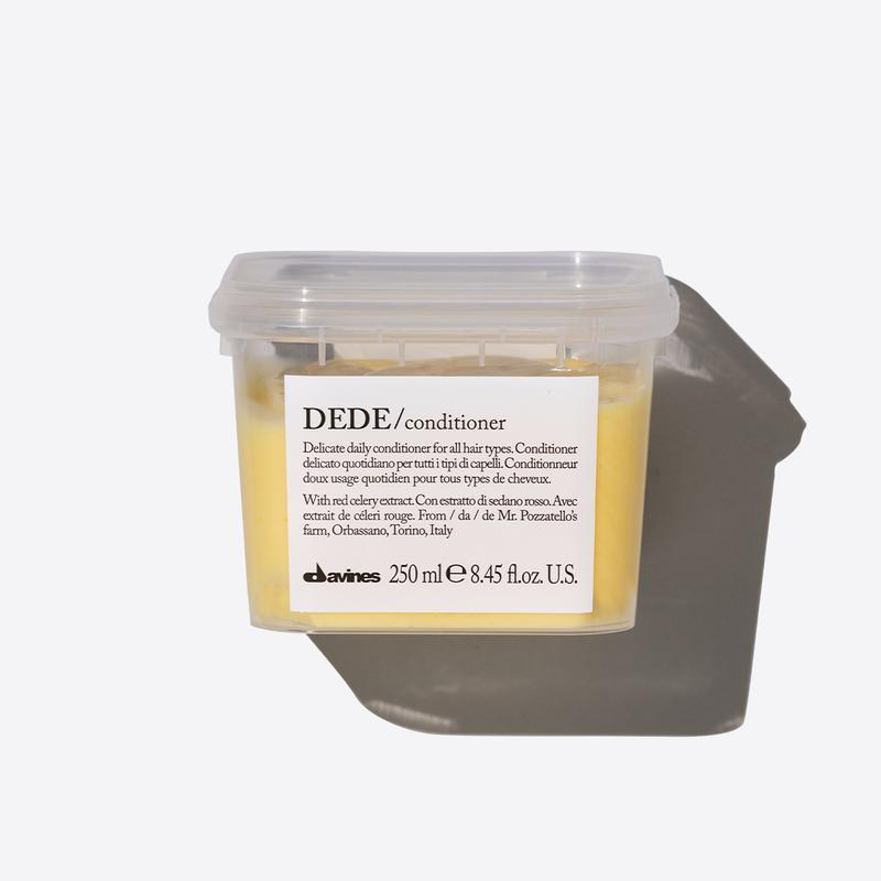 Davines Essentials Dede Conditioner | 250ml available online at Little Hair Co