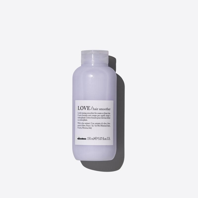 Davines Essentials Love Smooth Hair Smoother | 150ml available online at Little Hair Co