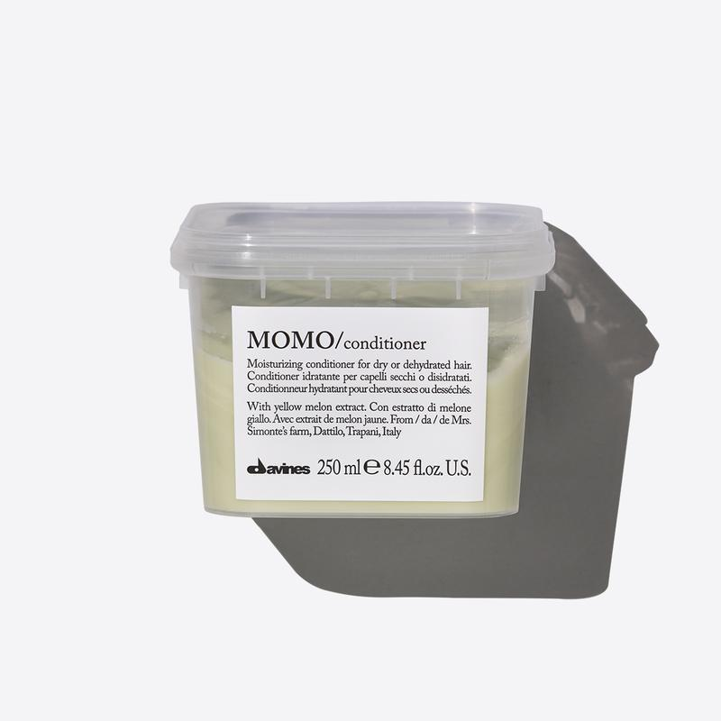 Davines Essentials Momo Conditioner | 250ml available online at Little Hair Co