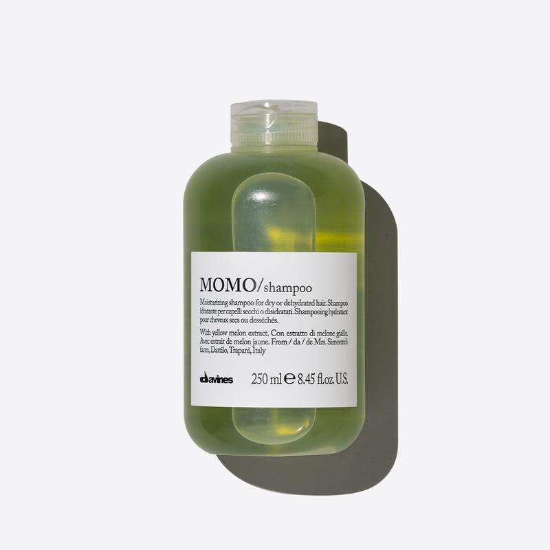 Davines Essentials Momo Shampoo | 250ml available online at Little Hair Co