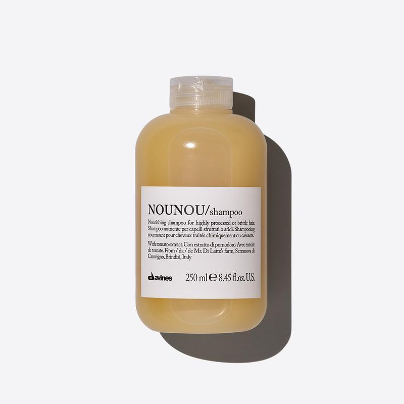 Davines Essentials Nounou Shampoo | 250ml available online at Little Hair Co