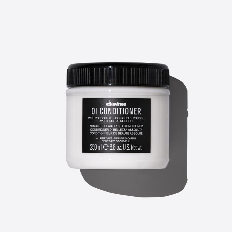 Davines Oi Conditioner | 250ml available online at Little Hair Co