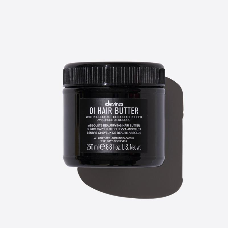 Davines Oi Hair Butter | 250ml available online at Little Hair Co