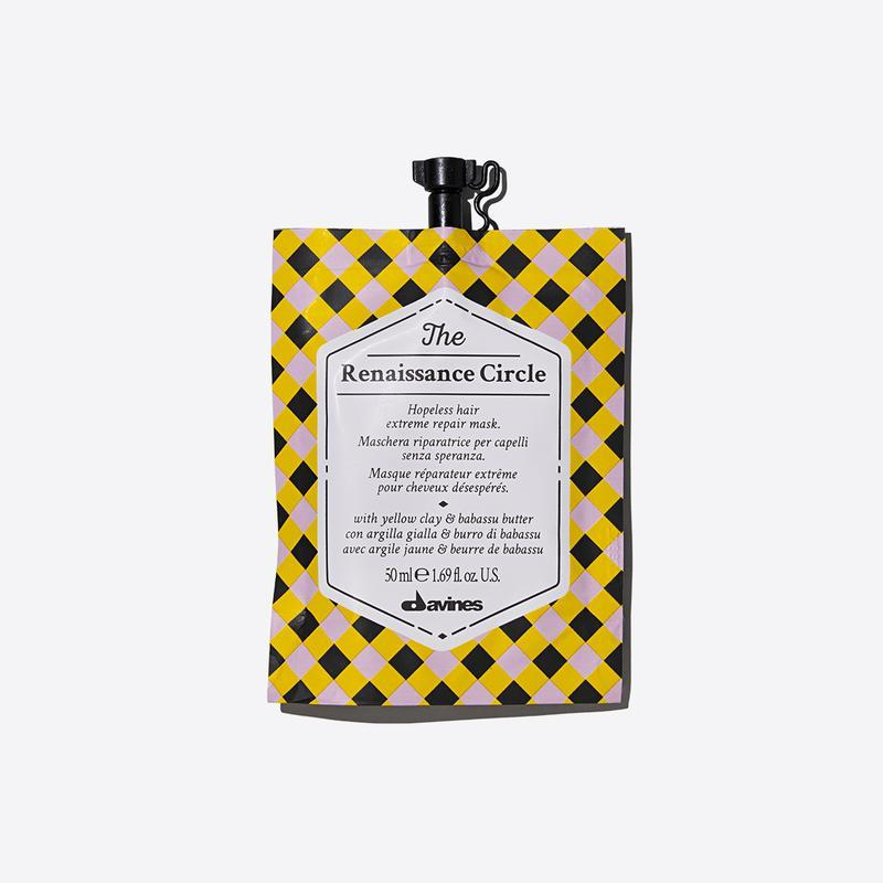 Davines Circle Chronicles The Renaissance Circle | 50ml available online at Little Hair Co