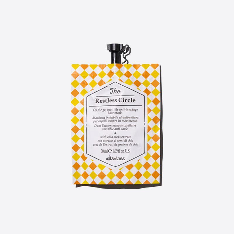 Davines Circle Chronicles The Restless Circle | 50ml available online at Little Hair Co