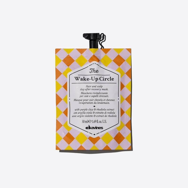 Davines Circle Chronicles The Wakeup Circle | 50ml available online at Little Hair Co