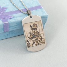 Load image into Gallery viewer, photo necklace
