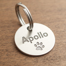 Load image into Gallery viewer, Dog id tag Apollo