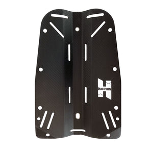 Halcyon Carbon Fibre Backplate & Harness