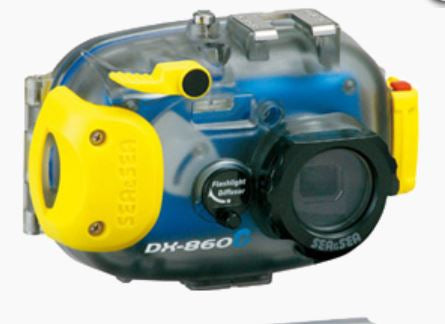 Sea & Sea DX-860G Housing