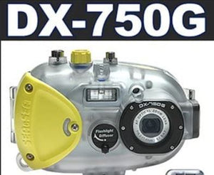 Sea & Sea DX-750G Housing
