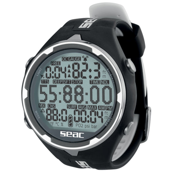 Seac Action Dive Watch computer