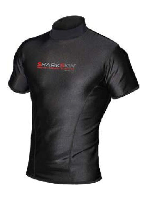 Old Style Sharkskin Short Sleeve Mens