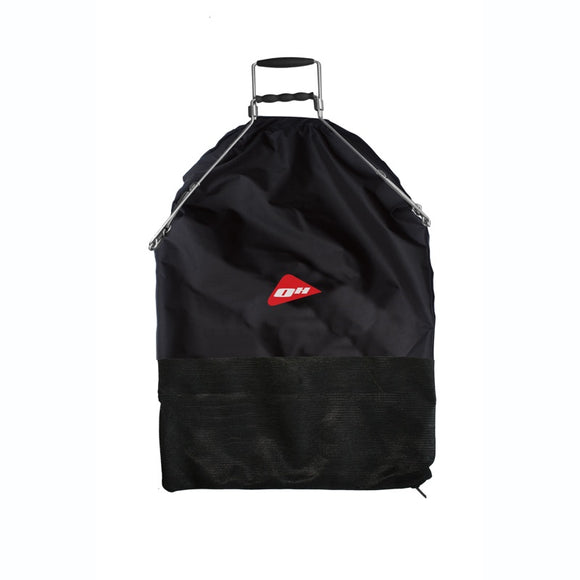 OCEAN HUNTER SPRING LOADED CATCH BAG BK